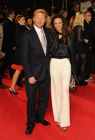 Boris Becker - Skyfall - Royal World Premiere - Arrivals