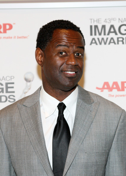 Brian McKnight Recording artist Brian McKnight attends the 43rd NAACP Image Awards viewing event at NJPAC ? Prudential Hall on February 17, 2012 in Newark, New Jersey.
