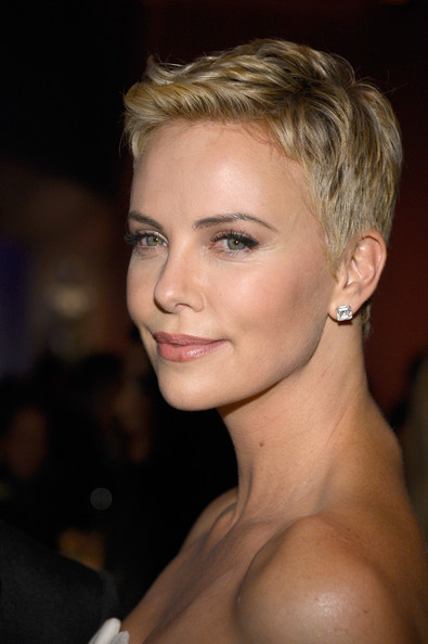 Charlize Theron - 85th Annual Academy Awards - Governors Ball