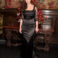 Monica Bellucci at the D&G and Martini Gala 2011