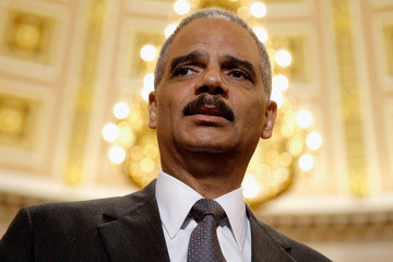 Eric Holder Holder And Issa Meet On Capitol Hill Ahead Of Possible Contempt Vote