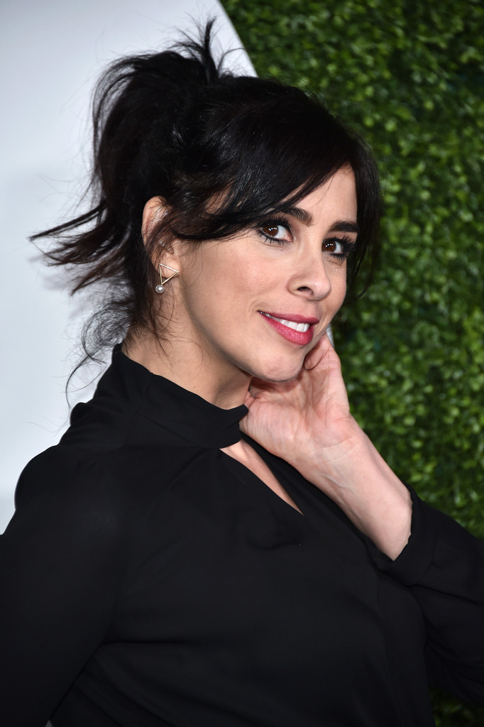 Sarah Silverman Photos Photos GQ 20th Anniversary Men Of