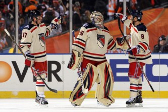 Image result for new york rangers winter classic 2012 game