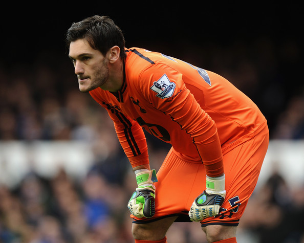 Hugo Lloris - Everton v Tottenham Hotspur - Premier League