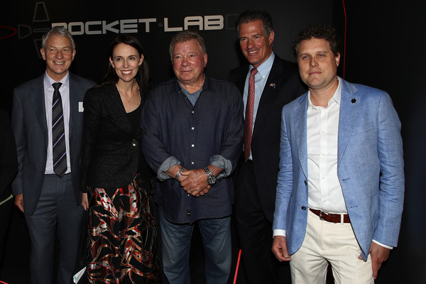 Image result for jacinda rocket lab