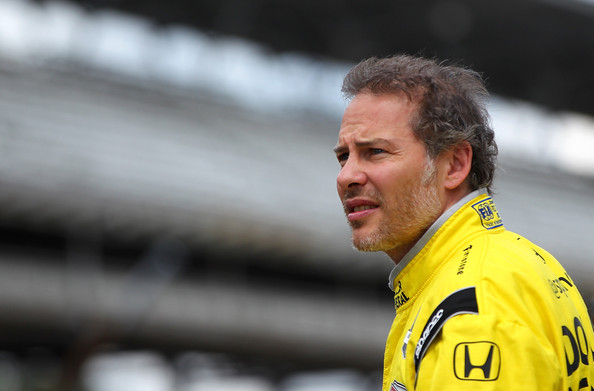 Jacques Villeneuve - Indianapolis 500 Qualifying