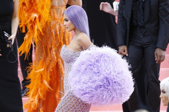 Kylie Jenner The 2019 Met Gala Celebrating Camp: Notes On Fashion - Arrivals