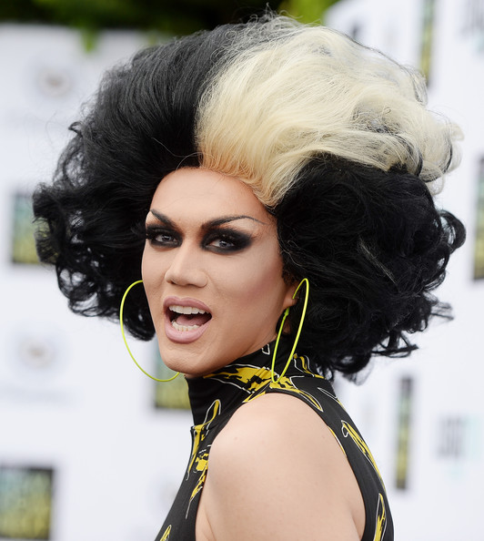 Manila Luzon Pictures 2013 NewNowNext Awards Red
