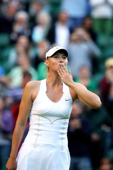 Maria Sharapova - The Championships - Wimbledon 2011: Day Two