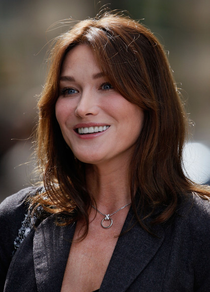 Carla Bruni-Sarkozy Carla Bruni-Sarkozy , the wife of French President Nicolas Sarkozy, attends an event at the Andy Warhol Museum with other spouses of world leaders attending the G-20 Pittsburgh Summit September 25, 2009 in Pittsburgh, Pennsylvania. Heads of state from the world's leading economic powers arrived yesterday to discuss world economic growth during the two-day summit.
