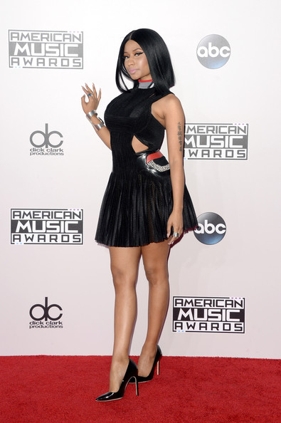 Nicki Minaj - 2014 American Music Awards - Arrivals