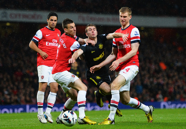 Arsenal v Wigan Athletic