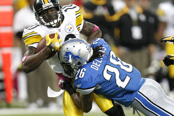 Louis Delmas Pittsburgh Steelers v Detroit Lions