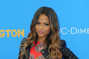 "Christina Milian arrives at the premiere of TWC-Dimension's ""Paddington"" at TCL Chinese Theatre IMAX on January 10, 2015 in Hollywood, California."