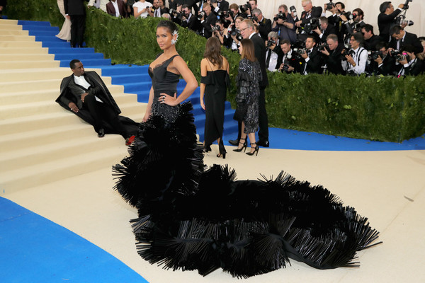 """Rei Kawakubo/Comme des Garcons: Art of the In-Between"" Costume Institute Gala - Arrivals"