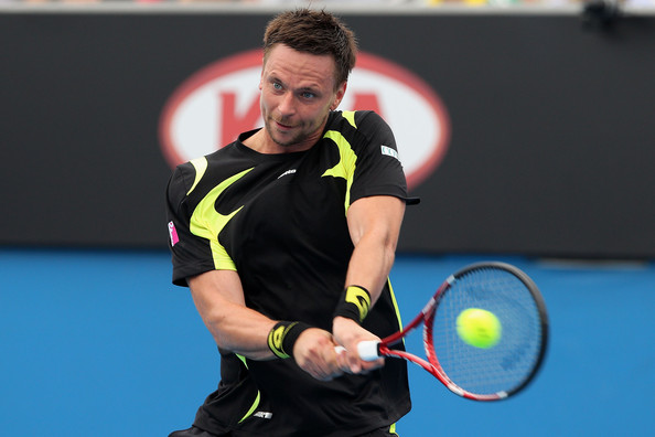 Robin Soderling - 2011 Australian Open - Day 2