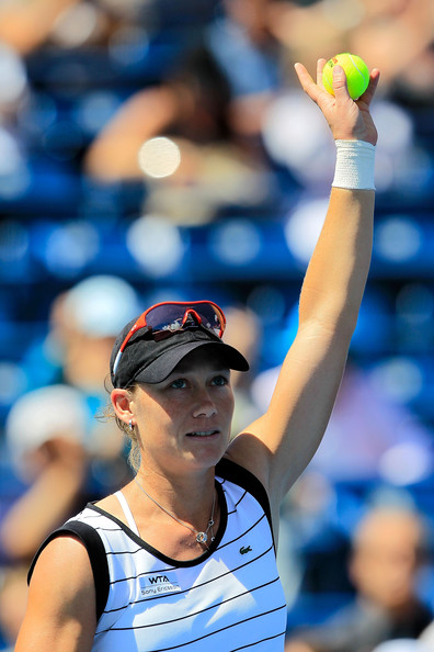 Samantha Stosur - Rogers Masters presented by National Bank - Day 4