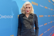 "Singer Gwen Stefani arrives on the red carpet for the premiere of TWC-Dimension's ""Paddington"" at TCL Chinese Theatre IMAX on January 10, 2015 in Hollywood, California."