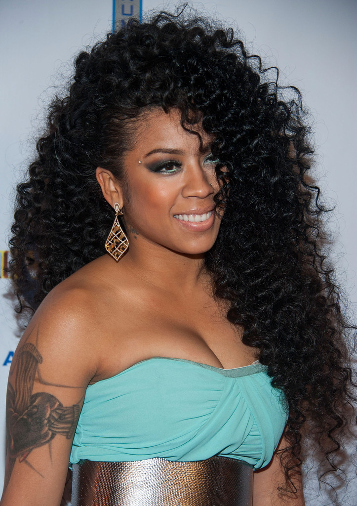 Keyshia Cole Photos Photos Stars At The Post Grammy