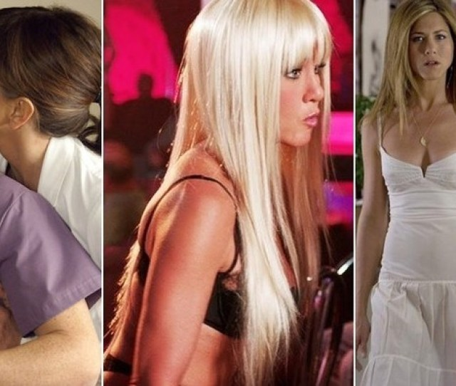 Jennifer Anistons Sexiest Movie Moments