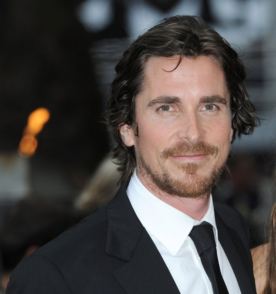 Image result for Christian Bale 2012
