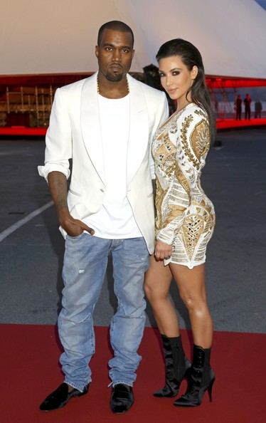 "Kanye West and Kim Kardasian arriving at premiere of short art film ""Cruel Summer"", as part of Cannes Film Festival, in Cannes, France, Kanye West prefers Kim Kardashian to have a ""natural"" look like Catherine Middleton.The rapper has been advising his reality TV star girlfriend's style team on how he wants her to look, naming Catherine, the Duchess of Cambridge, as a reference point."