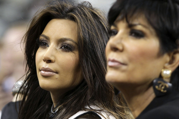 Kim Kardashian Kim Kardashian, her mother Kris Jenner, and a friend attend the US Open quaterfinal between spaniards Rafael Nadal and Fernando Verdasco on Arthur Ashe Stadium. Kim was visibly upset by the defeat of Verdasco in 3 sets. The US Open 2010 was being held at the Billie Jean King Tennis Center in Flushing Meadows, New York.