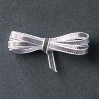 Silver 1/8 Ribbon