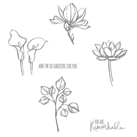 Remarkable You Stamp Set from Stampin' Up!
