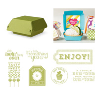 Num-Num Clear-mount Bundle by Stampin' Up!