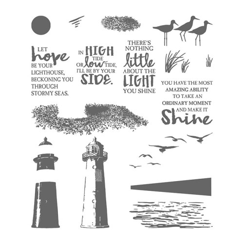 High Tide Stamp Set from Stampin' Up!