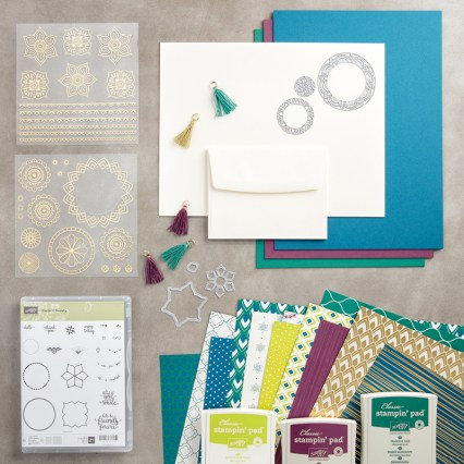 Eastern Palace Premier Bundle - Leonie Schroder Independent Stampin' Up! Demonstrator Australia