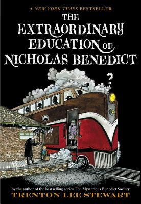 The Extraordinary Education Of Nicholas Benedict Book By