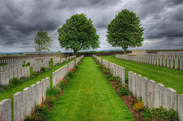 Somme Memorial