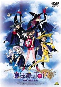 Magic User's Club OVA