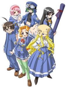 Kujibiki Unbalance OVA