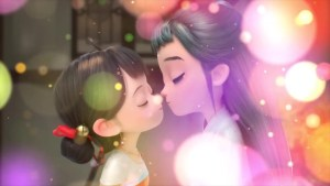 Little Bell and Ami's Love Story