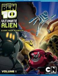 Ben 10: Ultimate Alien Season 02 (Dub)