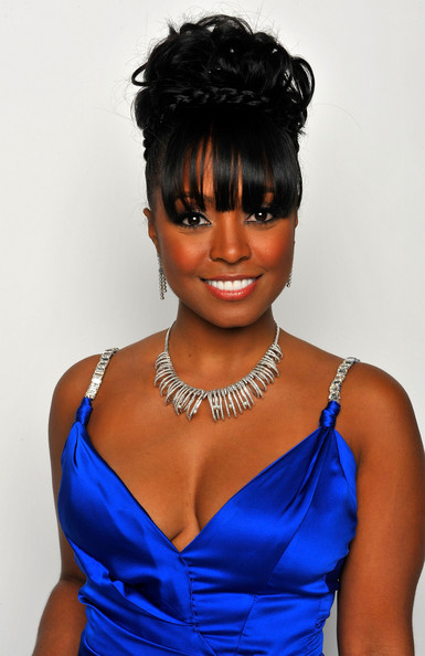 Keisha Knight-Pulliam: Perfect Glam Hair Updo