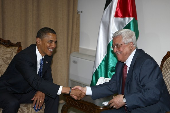 Obama meets Abbas