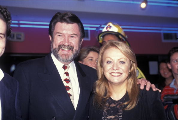 Image result for jacki weaver and derryn hinch