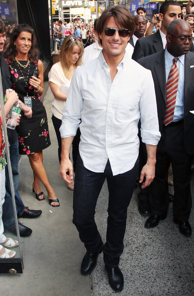 Image result for tom cruise casual style