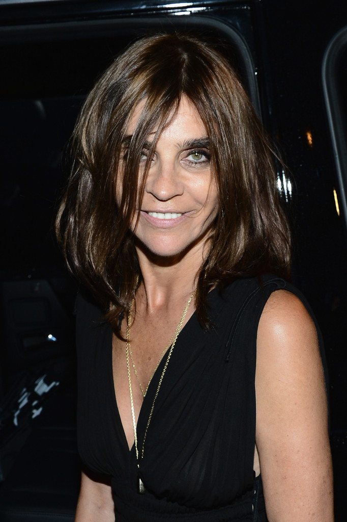 Carine Roitfeld Medium Wavy Cut Carine Roitfeld Hair