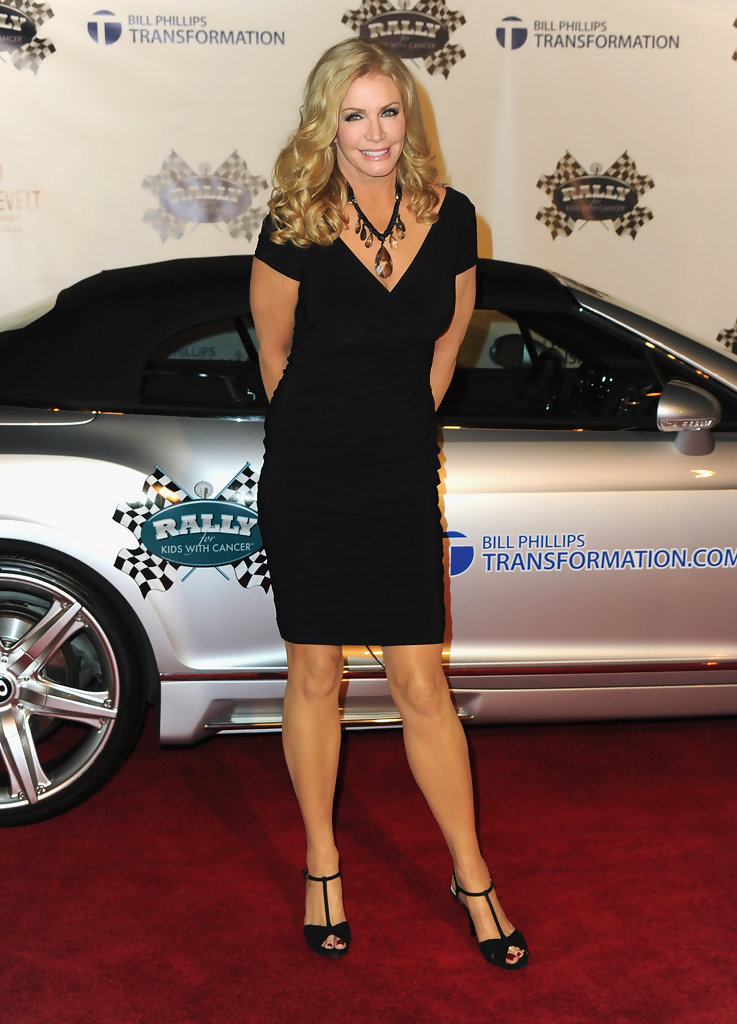 Shannon Tweed Little Black Dress Shannon Tweed Looks