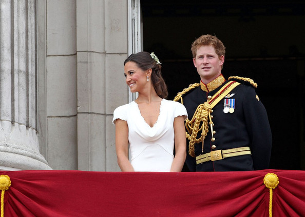 Royal Wedding: The Balcony
