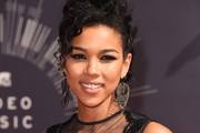 Actress Alexandra Shipp attends the 2014 MTV Video Music Awards at The Forum on August 24, 2014 in Inglewood, California.