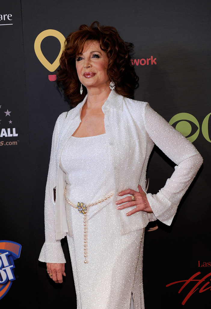 Suzanne Rogers In 38th Annual Daytime Entertainment Emmy