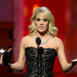 "Best Country Solo Performance - Carrie Underwood, ""Blown Away"""