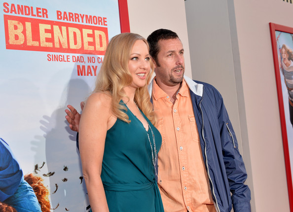 Image result for Wendi mclendon and adam sandler