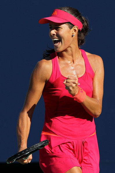 Ana Ivanovic - 2011 US Open - Day 2